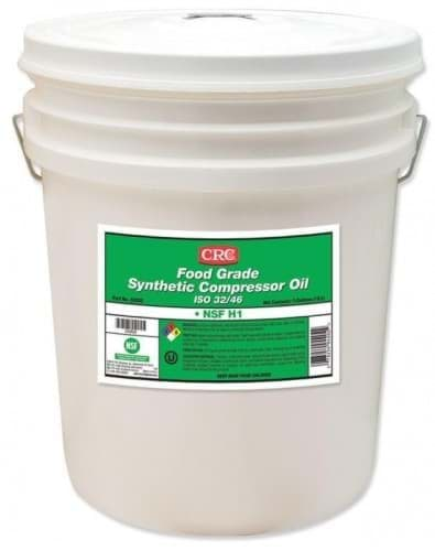Picture of Food Grade Synthetic Compressor Oil ISO 32/46, 5 Gal