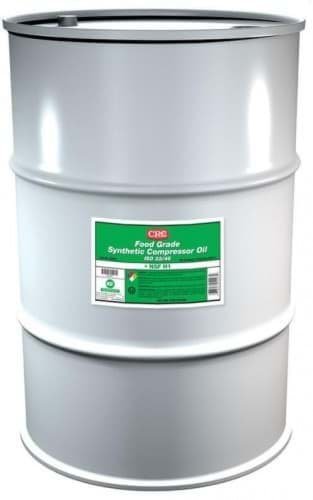 Picture of Food Grade Synthetic Compressor Oil ISO 32/46, 55 Gal
