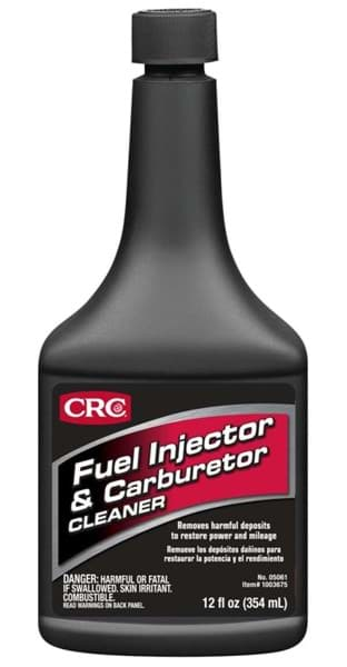 Picture of Fuel Injector and Carburetor Cleaner, 12 Fl Oz