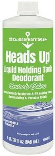 Picture of Heads Up Liquid Holding Tank Deodorant, 32 Fl Oz
