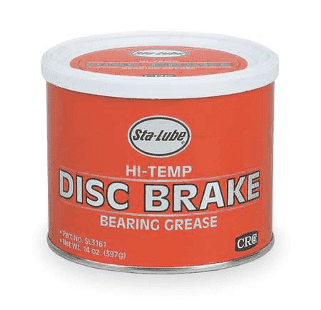 Picture of Hi Temperature Disc Brake Wheel Bearing Grease, 14 Wt Oz