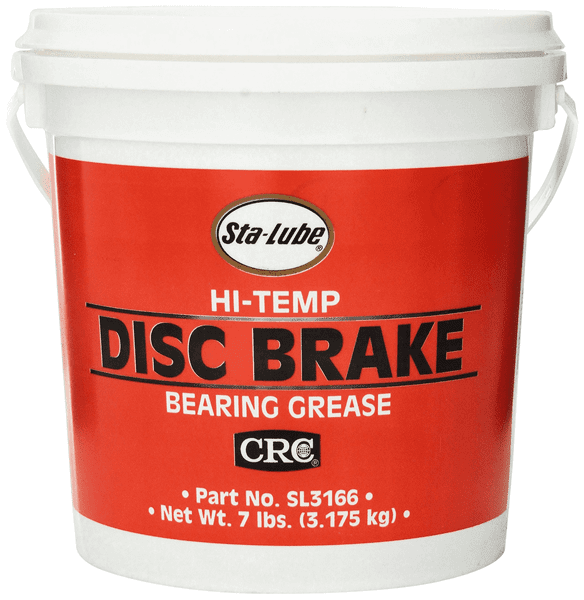 Picture of Hi Temperature Disc Brake Wheel Bearing Grease, 7 Lbs