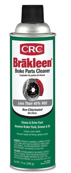 Picture of Brakleen Brake Parts Cleaner - Non-Chlorinated, 14 Wt Oz