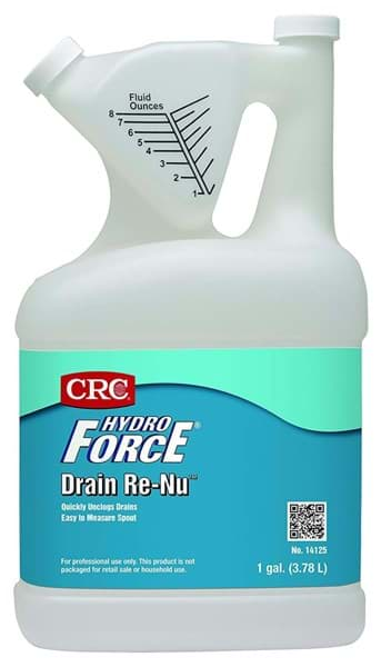 Picture of HydroForce Drain Re-Nu, 1 Gal