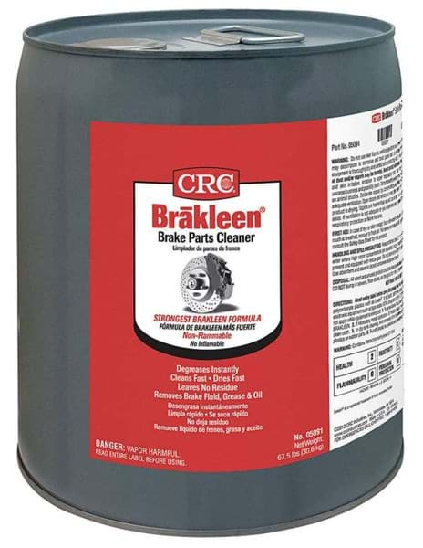 Picture of Brakleen Brake Parts Cleaner, 5 Gal