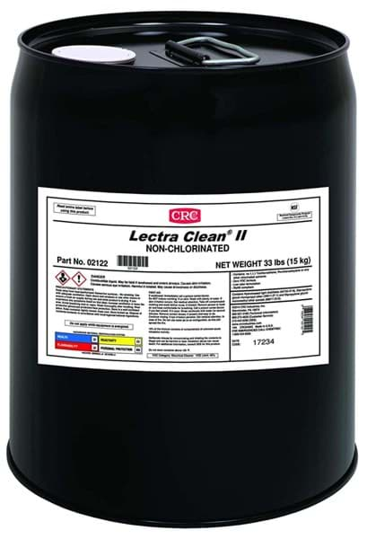 Picture of Lectra Clean II Non-Chlorinated Heavy Duty Degreaser, 5 Gal