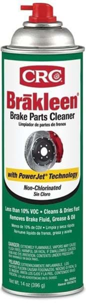 Picture of Brakleen Non-Chlorinated Brake Parts Cleaner, 14 Wt Oz
