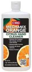 Picture of Mechanix Orange Citrus Lotion Hand Cleaner w/Pumice, 16 Fl Oz