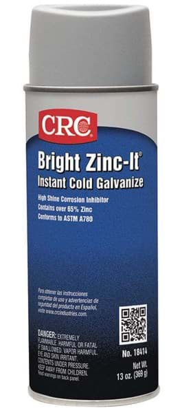 Picture of Bright Zinc-It Instant Cold Galvanize, 13 Wt Oz