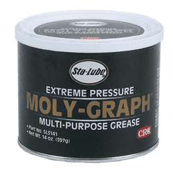 Picture of Moly-Graph Extreme Pressure Multi-Purpose Grease, 14 Wt Oz