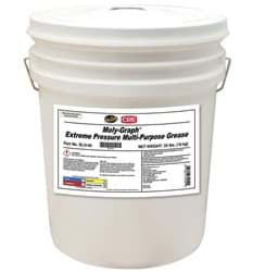 Picture of Moly-Graph Extreme Pressure Multi-Purpose Grease, 35 Lbs