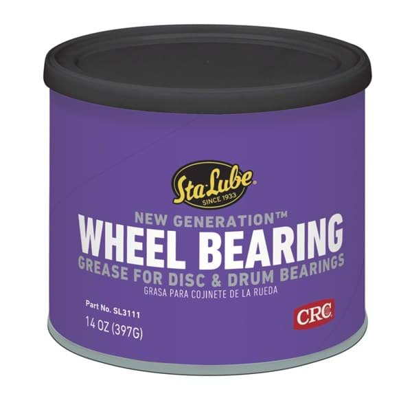 Picture of New Generation Wheel Bearing Grease for Disc and Drum Brakes, 14 Wt Oz