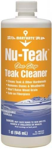 Picture of Nu-Teak One Step Teak Cleaner, 32 Fl Oz