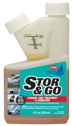 Picture of Stor & Go Ethanol Fuel Treatment & Stabilizer, 8 Fl Oz