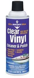 Picture of Clear Vinyl Cleaner and Polish, 14 Wt Oz