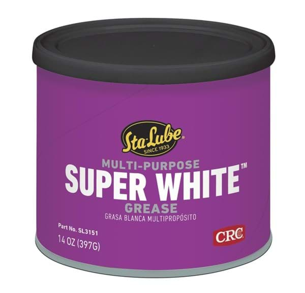 Picture of Super White Multi-Purpose Lithium Grease, 14 Wt Oz