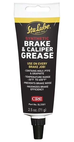 Picture of Synthetic Brake & Caliper Grease, 2.5 Wt Oz