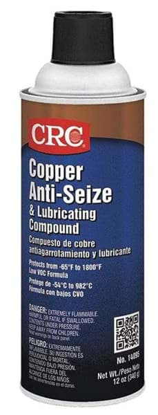 Picture of Copper Anti-Seize & Lubricating Compound, 12 Wt Oz