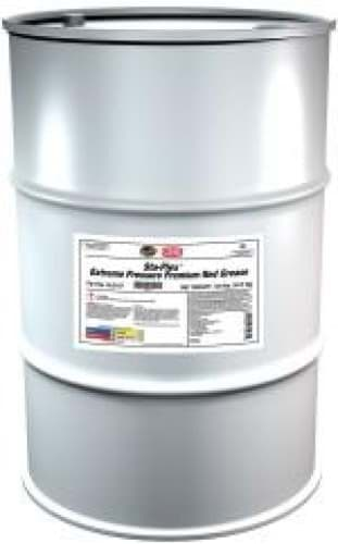 Picture of Sta-Plex Extreme Pressure Premium Red Grease, 120 lbs