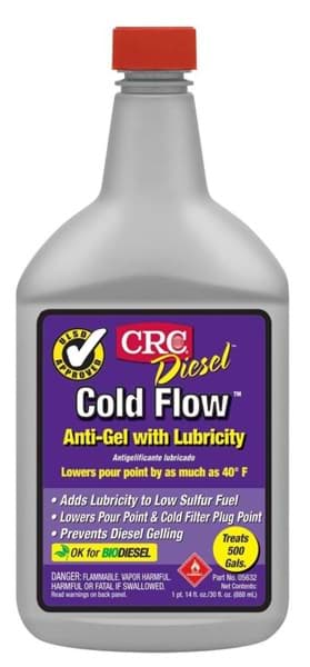 Picture of Diesel Cold Flow Anti-Gel with Lubricity, 12 Fl Oz