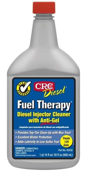 Picture of Diesel Fuel Therapy Diesel Injector Cleaner with Anti-Gel, 30 Fl Oz