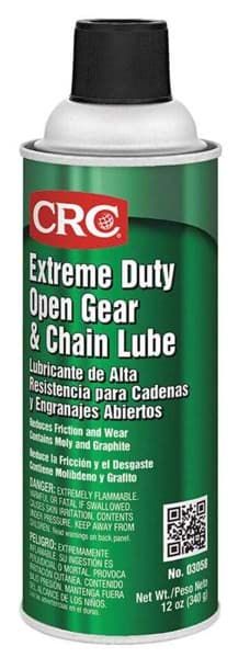 Picture of Extreme Duty Open Gear and Chain Lube 12 Wt Oz