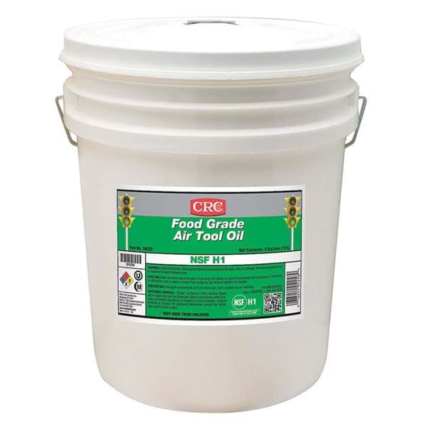 Picture of Food Grade Air Tool Oil, 5 Gal