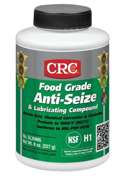Picture of Food Grade Anti-Seize & Lubricating Compound, 16 Wt Oz