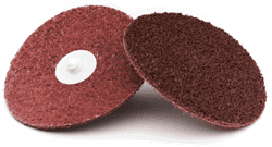 "Picture of Surface Conditioning Disc Type R 4"" Standard – Coarse"