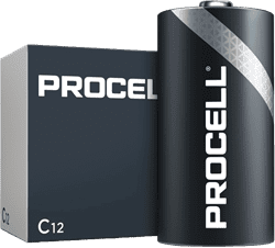 Picture of Battery Duracell – C