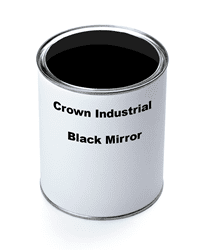 Picture of Paint Gallon Industrial Crown – Black Mirror