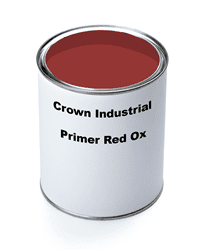 Picture of Paint Gallon Industrial Crown – Primer Red Ox
