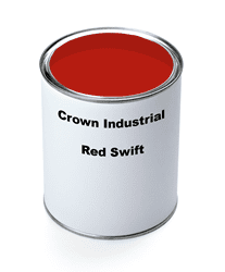Picture of Paint Gallon Industrial Crown – Red Swift