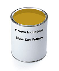 Picture of Paint Gallon Industrial Crown – Yellow New Cat