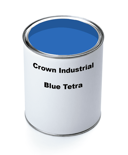 Picture of Paint Gallon Industrial Crown – Blue Tetra