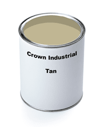 Picture of Paint Gallon Industrial Crown – Tan