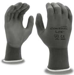 Picture of Glove Knit w/ Palm Rubber Cor-Touch – M
