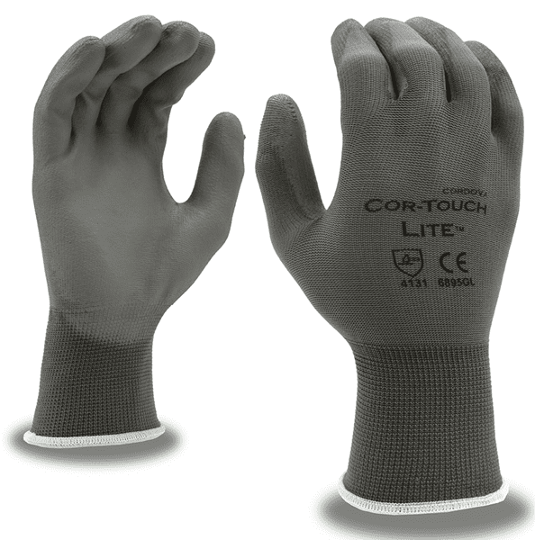 Picture of Glove Knit w/ Palm Rubber Cor-Touch – 2XL